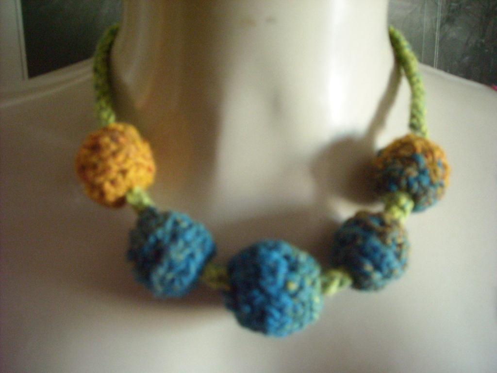Artisan Fiber Jewelry by Cynthia Ayne
